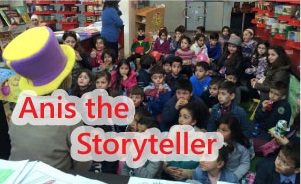 Anis the Storyteller EN